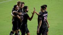 MLS: Beckham's Inter Miami beat Atlanta, Toronto win late