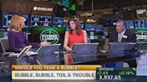 Is there a stock bubble brewing?