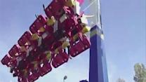 Cedar Point closes down Skyhawk after two hurt by disconnected cable