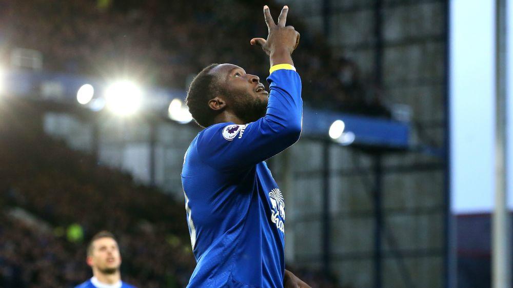 Everton, Lukaku joueur du mois en Premier League !