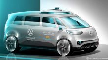 VW ID. Buzz getting an autonomous version, reveal timing confirmed