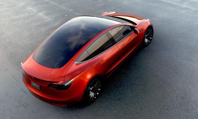Móntate en el Tesla Model 3 con nosotros