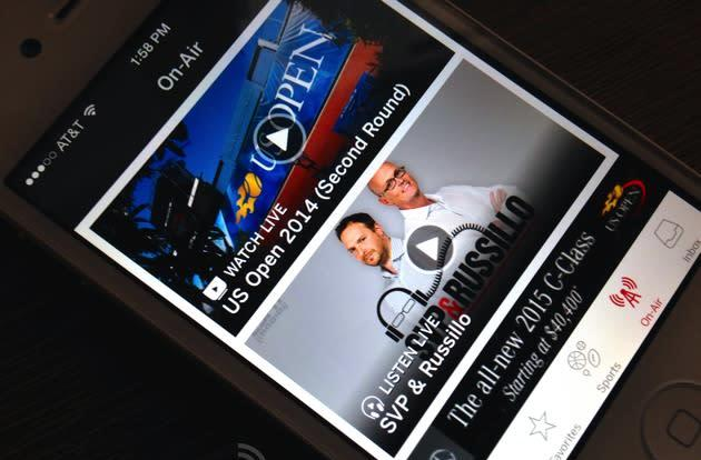 The new SportsCenter app makes sure you don't miss live events