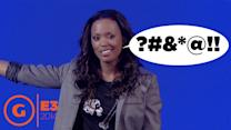 E3 2014 - Aisha Tyler curses like a sailor in her Ubisoft Press Conference speech