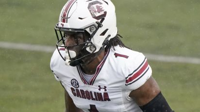 Prospect with NFL pedigree could be draft's top CB