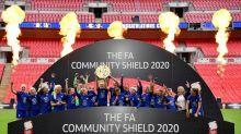 Canada's Jessie Fleming celebrates win as Chelsea claims women's Community Shield