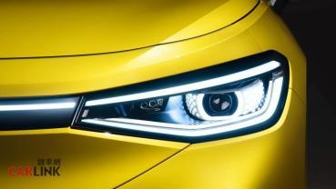 做燈具已經是集團招牌項目!VW將在ID.4使用IQ.Light燈組