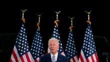Joe Biden formally wins Democratic nomination to take on Trump