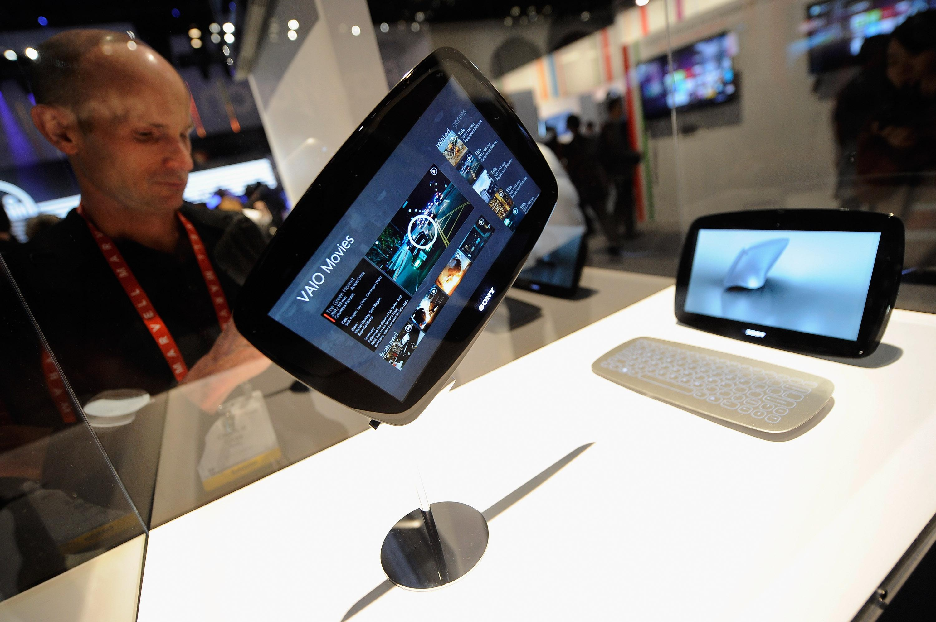 New tech gadgets at ces for New technologies in electronics