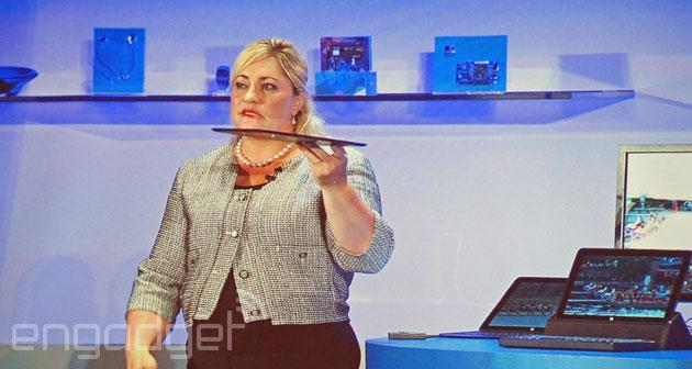 Intel launches Core M processors for even thinner 2-in-1 PCs