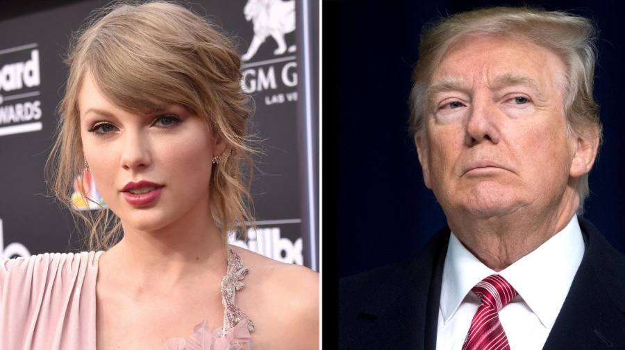 Taylor Swift Calls Out Trump for 'Gaslighting the American Public': 'He Thinks This Is an Autocracy'