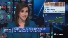 Eldorado Resorts, billionaire Tilman Fertitta both weighing bid for Caesars Entertainment