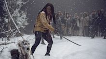 "Walking Dead boss hints at ""giant"" Michonne season 10 storyline ahead of Danai Gurira's exit"