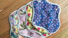 Would you use a reusable sanitary pad?