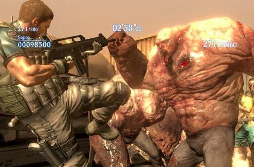 Resident Evil 6 and Left 4 Dead 2 cross over at 0 additional cost
