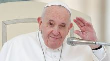 Pope 'slightly indisposed', cancels one event, Vatican says