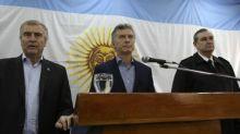 """Macri pide una investigación """"profunda"""" sobre explosión de submarino argentino"""