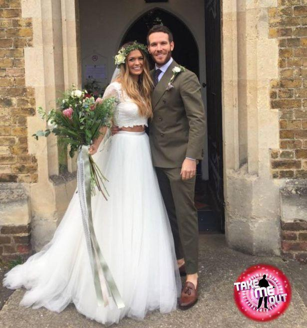 Take Me Out's Adam Ryan And Beckie Finch Get Married