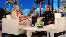 Early retirement! Portia de Rossi reveals on 'Ellen' that she has quit acting