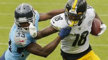 2020 Steelers Replay: Week 7 showed the potential, and struggles, of Diontae Johnson