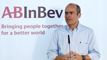 UPDATE 3-AB InBev sees lower growth as Brazil, S.Korea drinking slows