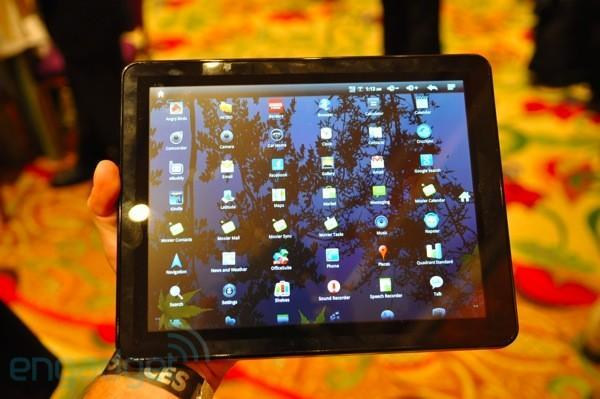 eFun Nextbook Next4 and Next6 hands-on