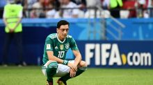 German FA boss admits Ozil needed more support over 'racist attacks'