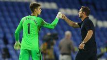 Lampard 'very happy' with Kepa despite Brighton error