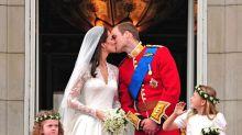 「破格王妃」不只有梅根,原來凱特也曾在新婚之夜打破皇室傳統!