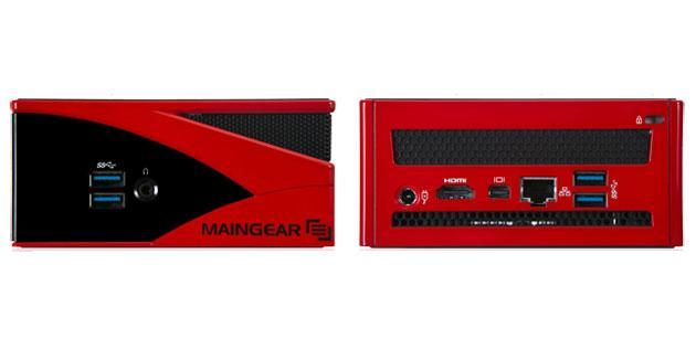 Maingear's Spark is a tiny Steam Machine with laptop internals