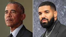 Barack Obama says Drake has his 'stamp of approval' to play him in a biopic