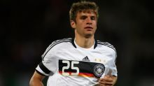 Bayern Munich's Thomas Müller has no interest in German national team talk right now