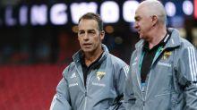 Hawks' ball flow in AFL worries Clarkson