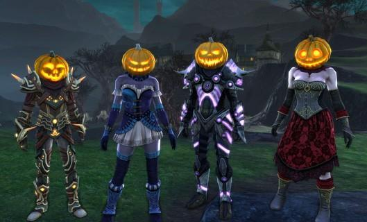 Dress for success in RIFT's Halloween costume contest