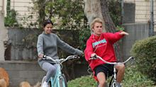 Las fotos del reencuentro de Justin Bieber y Selena Gómez