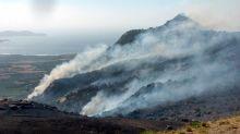 Haute-Corse : plus de 400 hectares déjà détruits par des feux attisés par des rafales de vent