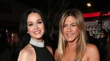 'Office Christmas Party' Premiere: See Jennifer Aniston, Katy Perry, and More on the Red Carpet