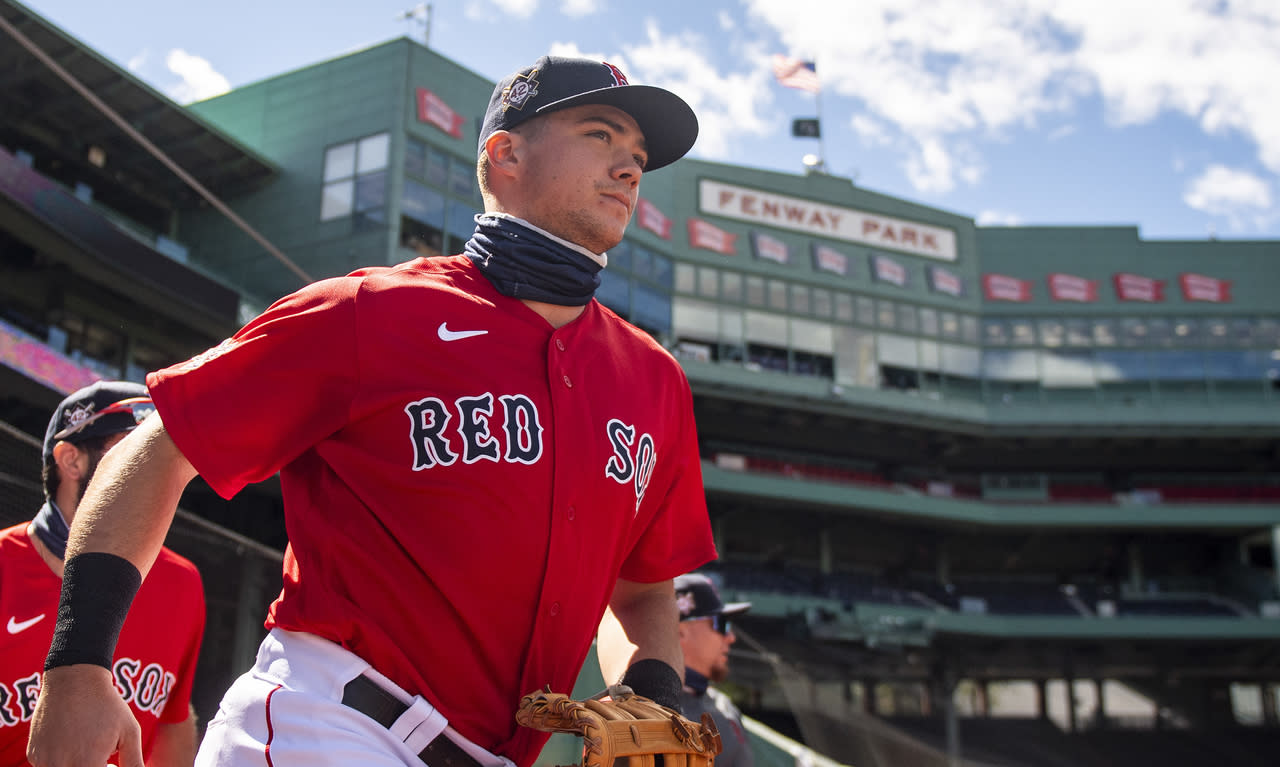 Red Sox highlights: Watch top prospect Bobby Dalbec crush home run in debut