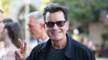 Charlie Sheen calls receiving his chip for being sober 1 year 'a fabulous moment in my renewed journey'