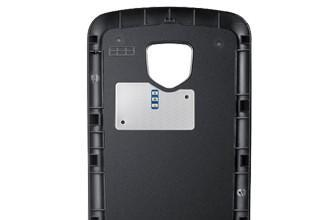 Droid Charge joins the wireless charging club, gets its own inductive battery cover