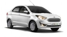 Ford Aspire CNG introduced in India, price starts at Rs 6.27 lakh