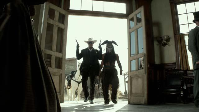 The Lone Ranger The Craft Featurette