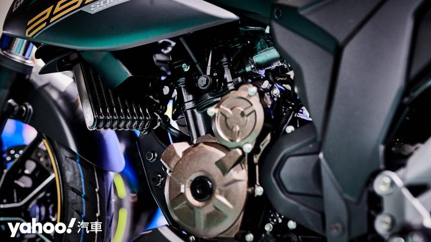 再次見面也依舊心動!2021 Suzuki Gixxer 250、SF 250台北重型機車展賞車! - 10