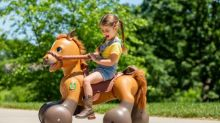 Kid Trax Rideamals Scout Selected as Finalist for Toy of the Year Award