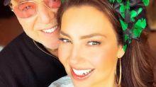¿Se puso bótox Thalía?; fans arman polémica en redes sociales por estas fotos