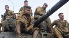 Box-Office Preview: 'Fury' Ready to Roll Into the Top Slot