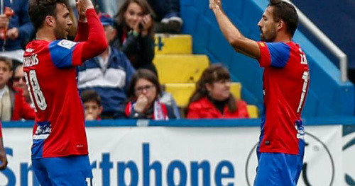 Foot - ESP - Levante remonte officiellement en Liga
