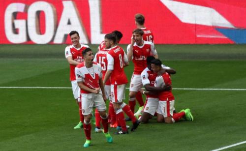 Sánchez faz na prorrogação, Arsenal vence o City e vai à final da FA Cup