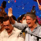 Ecuador elects conservative ex-banker as president, while Peru voters deliver a split decision