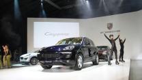 車壇直擊—全新Porsche Cayenne上市發表